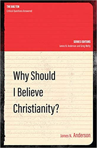 Book - Why Should I Believe Christianity